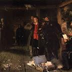 Репин И. Арест пропагандиста 1880-82