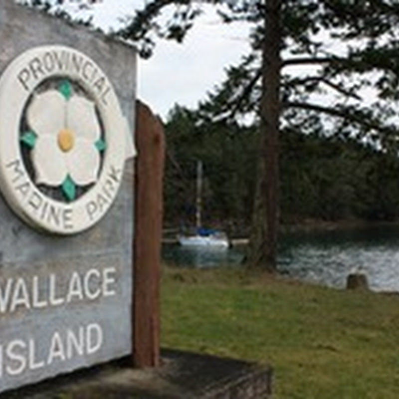 Conover Cove on Wallace Island
