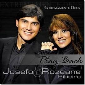 Rozeane Ribeiro e Josefo - Extremamente Deus (playback)