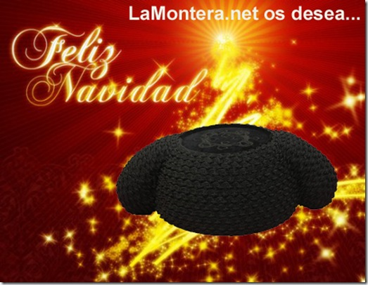 LaMontera.net os desea Feliz Navidad