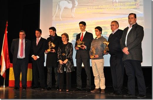 Entrega premios Collado Mediano 11.02-11