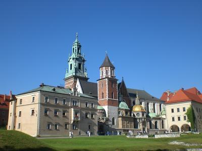 Krakov: Katedrála na Wawelu
