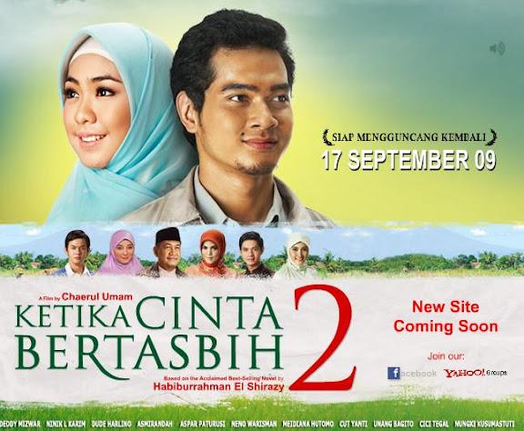 download film Ketika Cinta Bertasbih 2 gratis