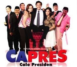 Download film Calo Presiden gratis