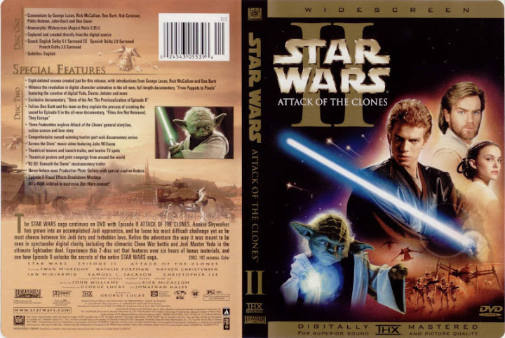 Download film Star Wars Episode II - Attack Of The Clones gratis indowebster