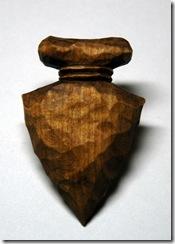 Arrowhead Neckerchief Slide