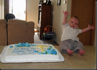 landon with his cake [640x480]