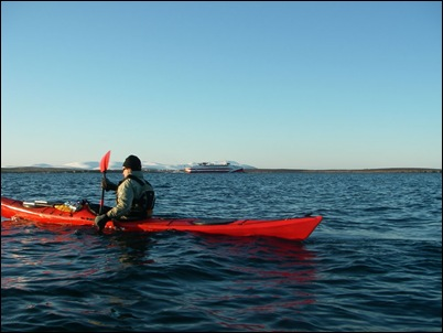 Peter & short sea ferry