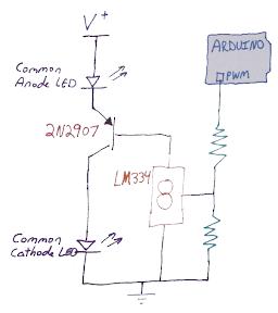 High-power LED grow light a build log Circuits