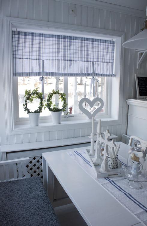 Det vita dårhuset: Lantliga gardiner