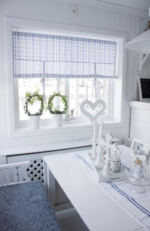 Gardiner lantliga gardiner : Det vita dårhuset: Lantliga gardiner
