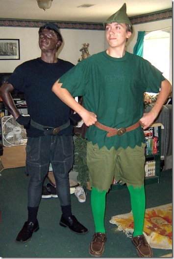 Peter Pan and Shadow 010