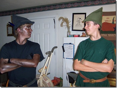 Peter Pan and Shadow 021