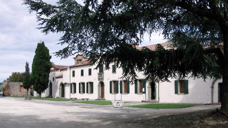 villa beatrice d'este, baone, colli euganei