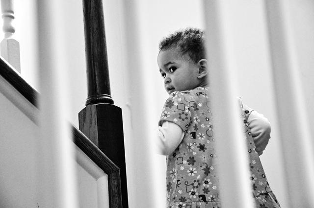 sophia dramatic black and white