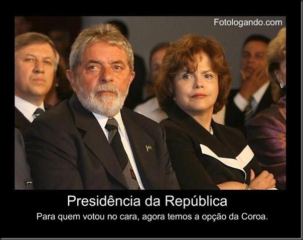 Lula presidente dilma candidata a presidente