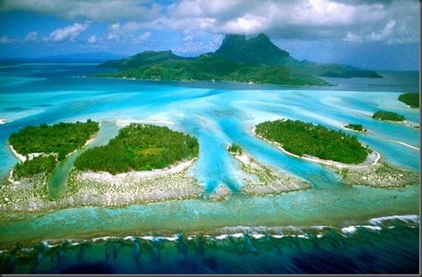 O Paraíso na Terra Bora Bora (15)