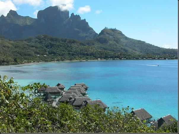 O Paraíso na Terra Bora Bora (13)