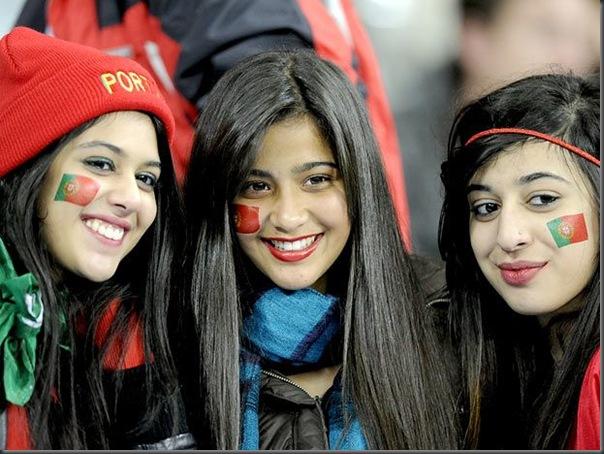 torcedoras de portugal