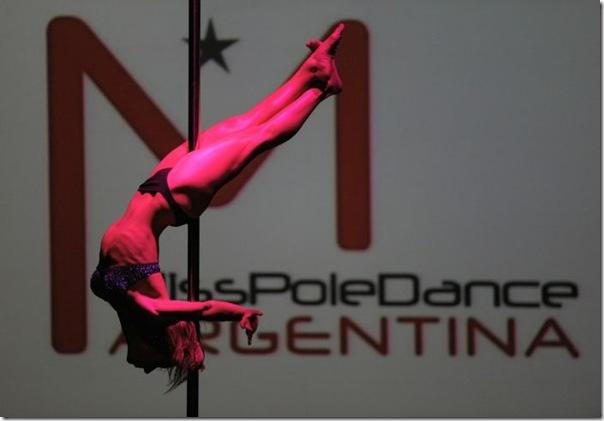 Miss Pole Dance na america do sul (7)