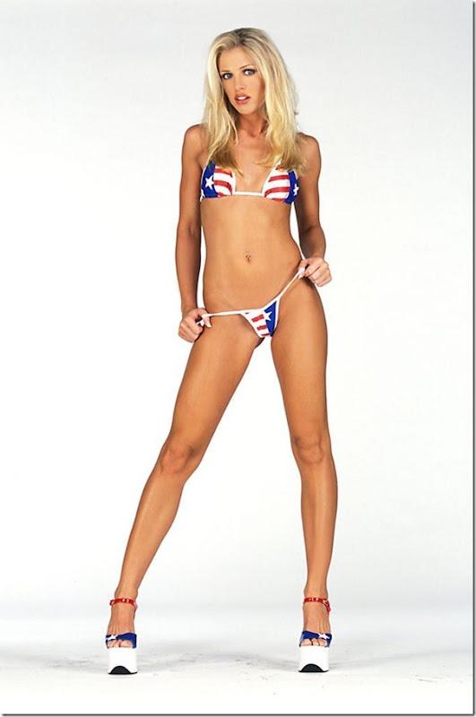 Fotos sexy de garotas patriotas americanas (9)
