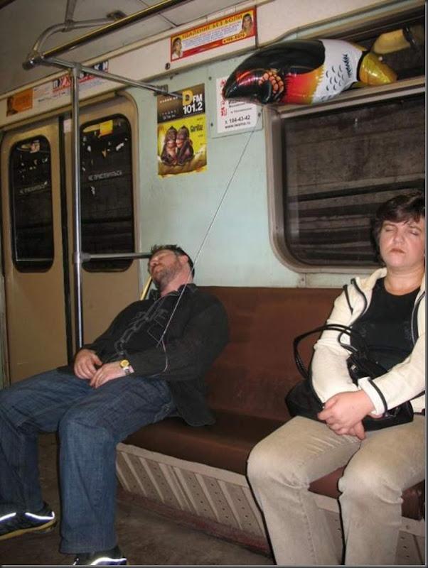 Dando uma volta de metro na Russia (3)