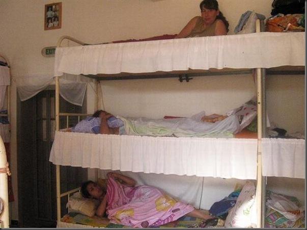 Vida das mulheres em uma prisão na Romênia (35)