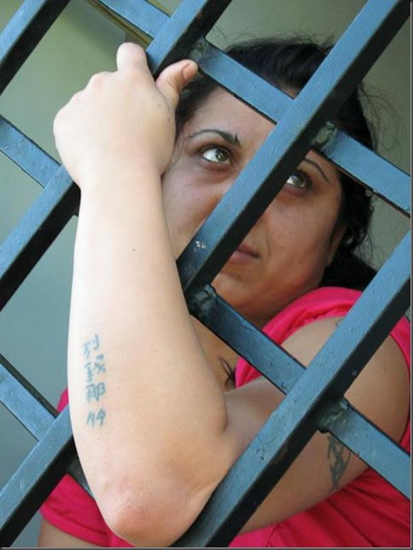 Vida das mulheres em uma prisão na Romênia (42)