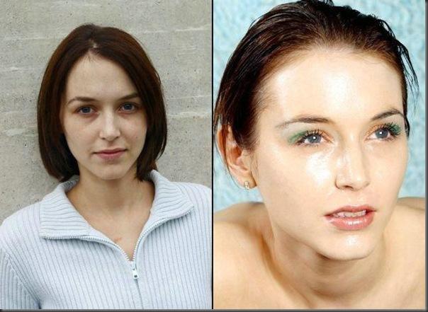 A diferença depois de um trato no visual (2)