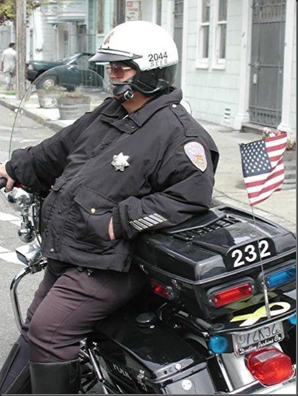 Policiais gordos (7)