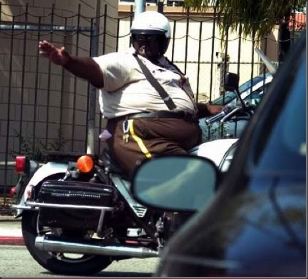 Policiais gordos (1)