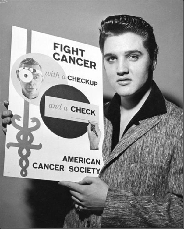 Fotos raras de Elvis Presley (13)