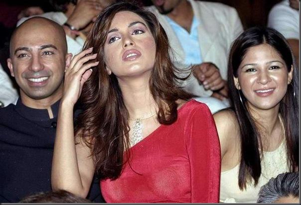 Belas modelos paquistanesas (2)