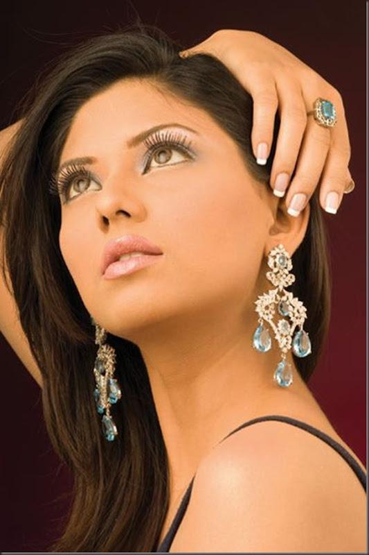 Belas modelos paquistanesas