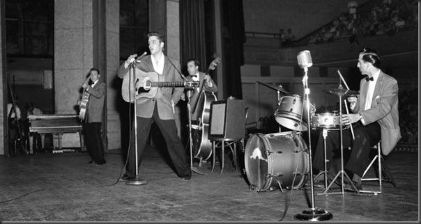 Fotos raras de Elvis Presley (6)