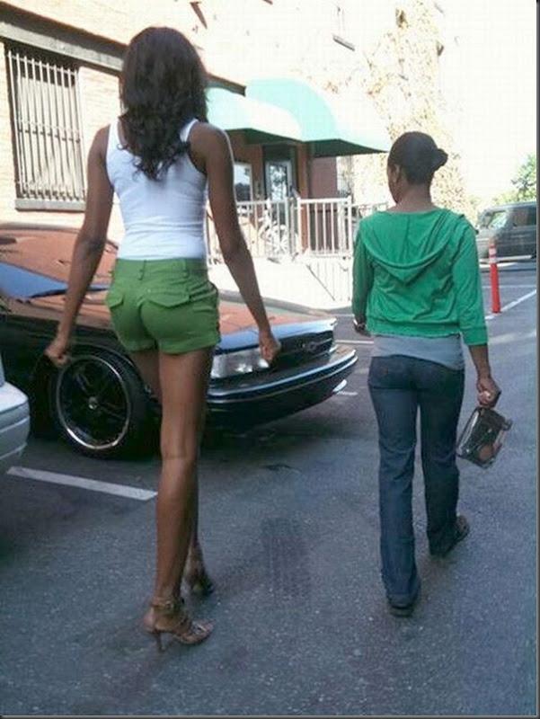 As mulheres mais altas do mundo (4)