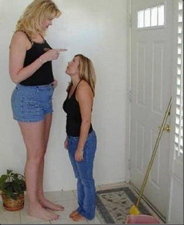 As mulheres mais altas do mundo (1)