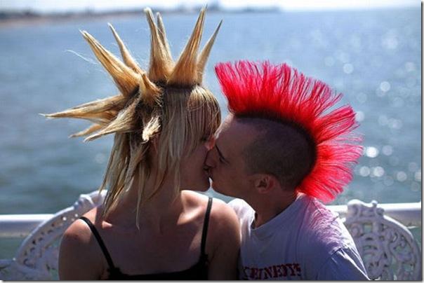 Os punks também amam (9)