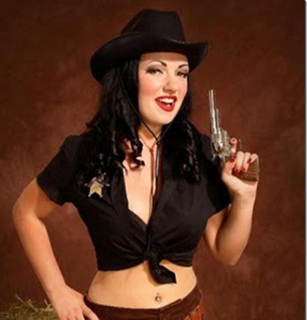 The Most Beautiful Girls Bel 237 Ssimas Cowgirls