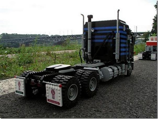 Caminhões em lego (4)