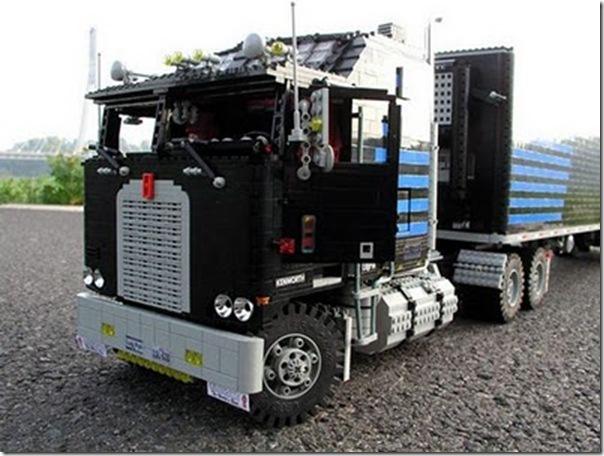 Caminhões em lego (3)