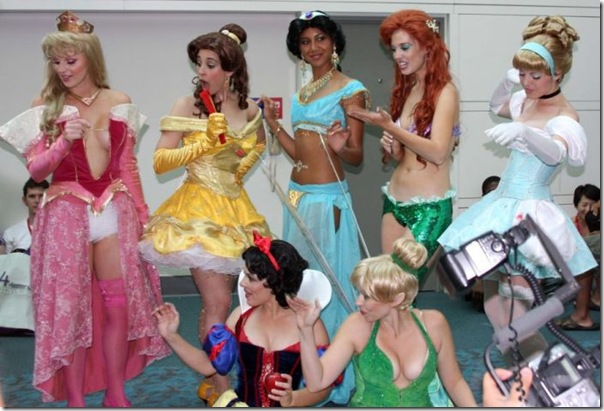 Princesas sexys da Disney (15)