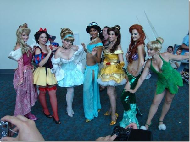Princesas sexys da Disney (11)