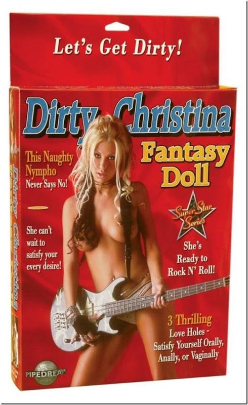 Bonecas Sexy de celebridades (5)