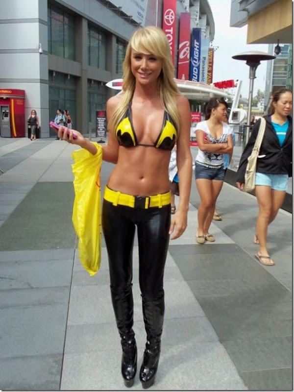 Maior reunião de super-heróis (18)