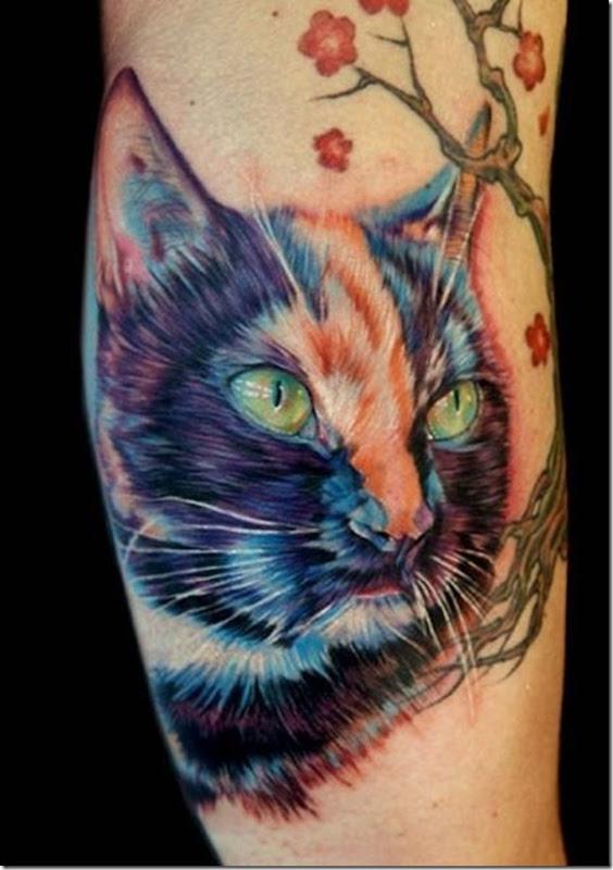 Tatuagem de gatos (16)