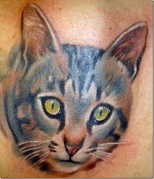 Tatuagem de gatos (14)