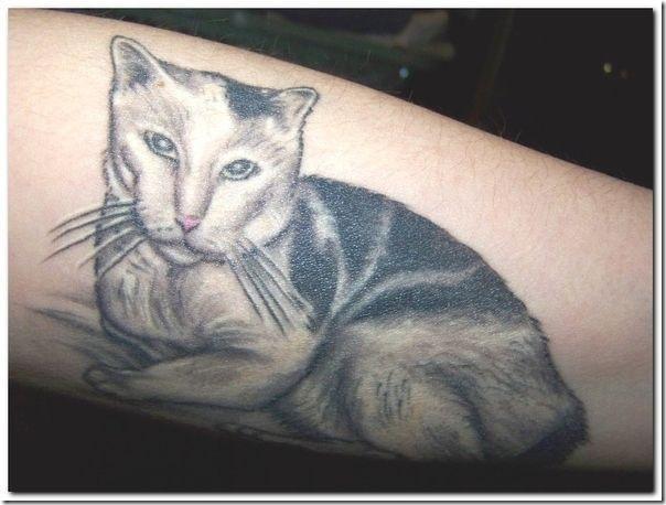 Tatuagem de gatos (9)