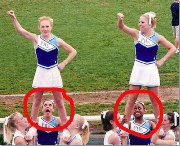 Cheerleaders fail (17)