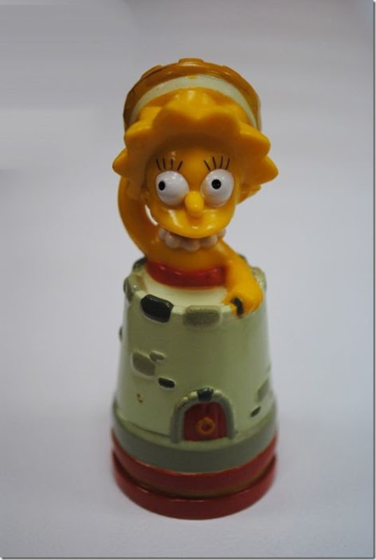 Tabuleiro de xadrez dos Simpsons (2)